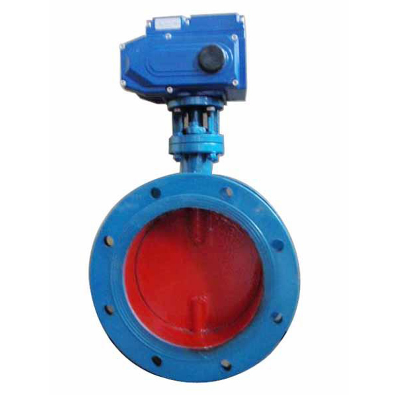 Electric Ventilation Butterfly Valve