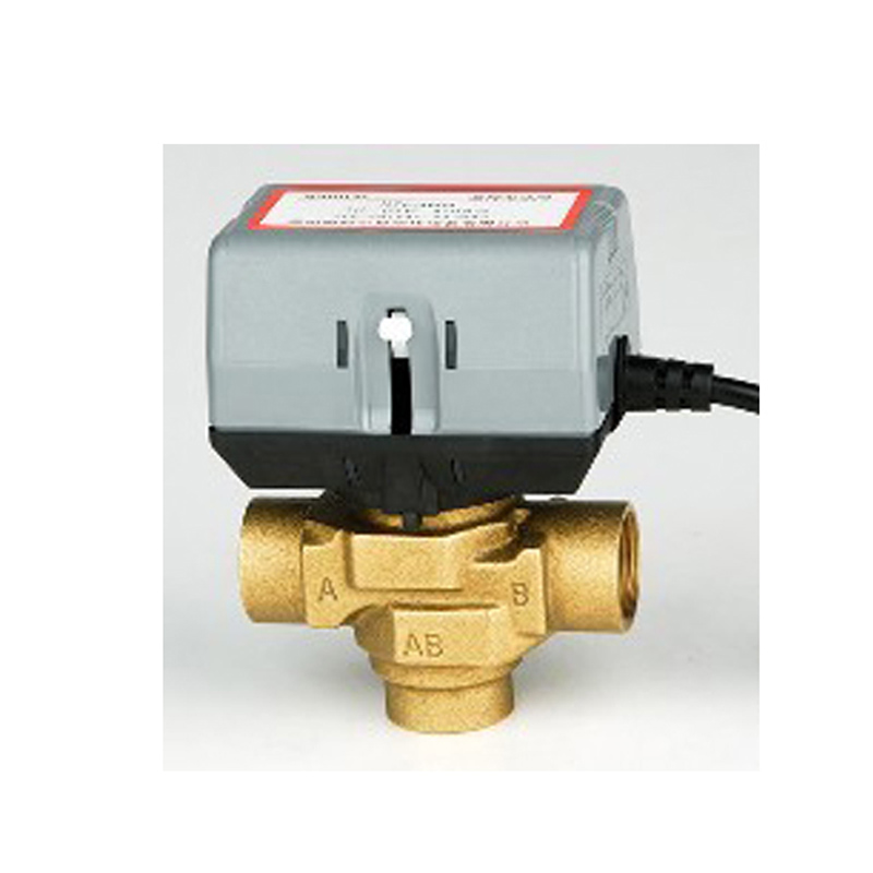 Electric Three-Way Valve