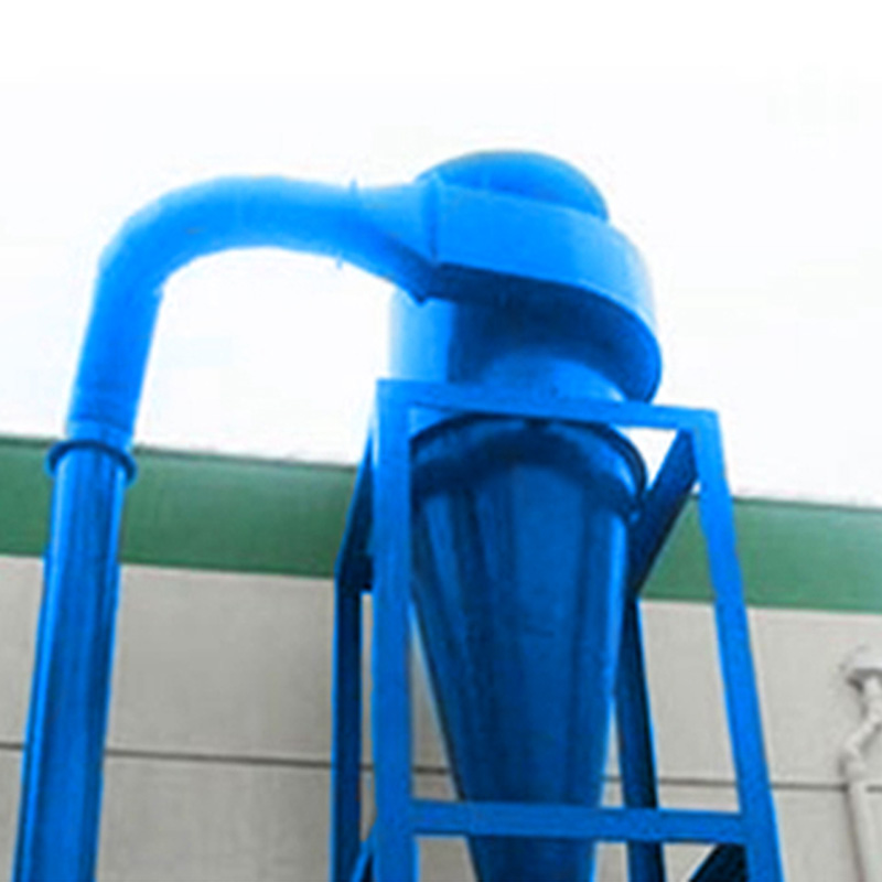 YDT Circular Multi-Tube Ceramic Dust Collector
