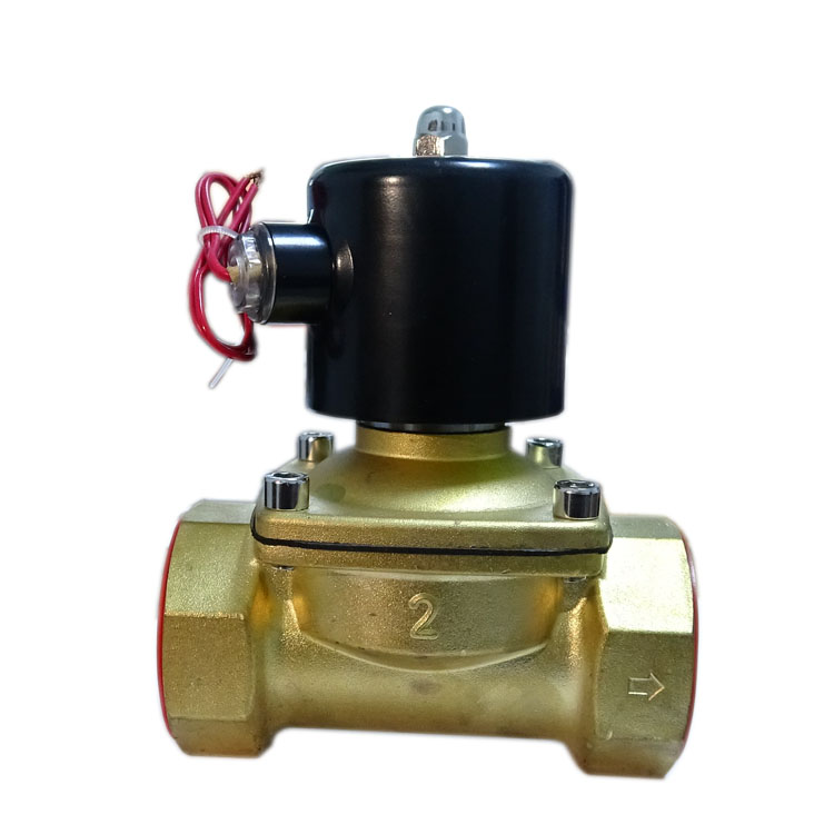 Electromagnetic Valve For Water